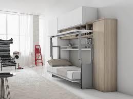 lit armoire bureau lit bureau escamotable gain de place