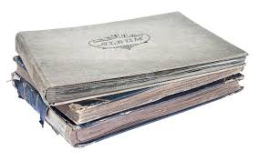 photograph albums pile of photograph albums royalty free stock photography