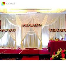 wedding backdrop china buy cheap china drapes in wedding products find china drapes in