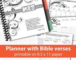 bible reading plan etsy
