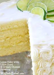 lime cake from scratch my cake