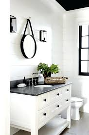 small black and white bathroom ideas awesome black white silver bathroom ideas gallery best inspiration