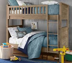 Bunk Bed For Toddlers Charlie Twin Over Twin Bunk Bed Pottery Barn Kids