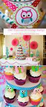 kara u0027s party ideas owl whoo u0027s one themed birthday party supplies