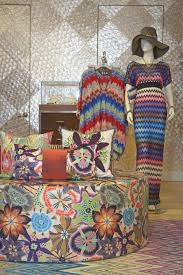 seaside luxe to carry missoni home and apparel fashionwindows