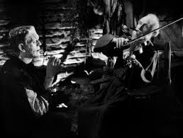 Young Frankenstein Blind Man Characterized By Nostalgia Frankenstein Fandomania