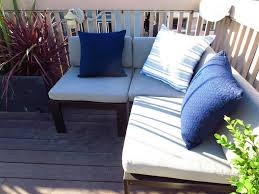 outdoor bench seat cushions treenovation