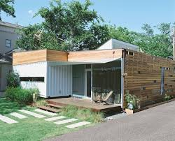 cargo container housing container house design