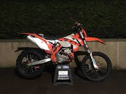 ktm exc f 250 2016 enduro bike excf not sxf xcf in montrose