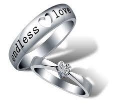 day rings original rings eternal s day heart shaped