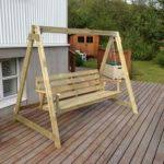 modern oversized porch swing yourself home projects ana dma