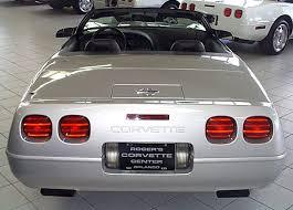 rogers corvettes roger s corvette center 1996 corvette collector spotlight