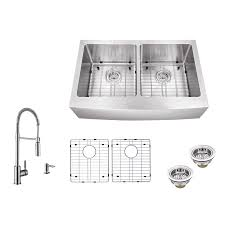 33 Inch Fireclay Farmhouse Sink by Shop Kitchen Sinks At Lowes Com