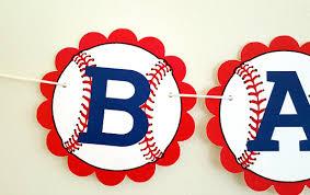 baseball baby shower baseball baby shower banner baseball banner baseball