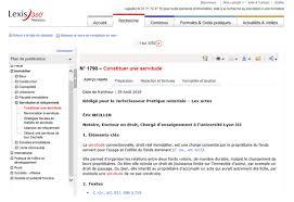 bureau de notaire synonyme lexis 360 notaires fiche pratique constituer une servitude