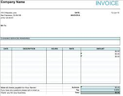 Cleaning Sample Resume by House Cleaning Sample Invoice House Cleaning Service Resume