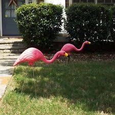 plastic resin birds statues lawn ornaments ebay