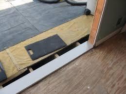 Laminate Floor Door Threshold Patio Doors Window Door Sill Pan Flashing Aluminum Copper