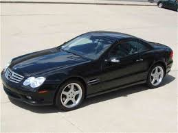 2003 to 2005 mercedes benz sl500 for sale on classiccars com 17