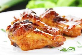 cuisiner des ailes de poulet ailes de poulet à l ail et au miel