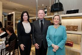 event fall trunk show at neiman marcus with margot mckinney