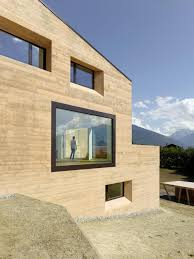 Concrete House Designs House With Wood Look Concrete Covering