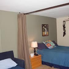 curtain room dividers diy in charmful furniture hanging room