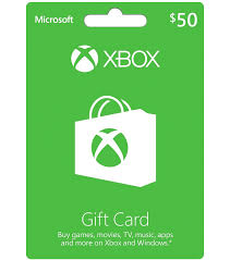 xbox gift card 50 us email delivery mygiftcardsupply