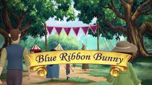 sofia the ribbon blue ribbon bunny disney wiki fandom powered by wikia