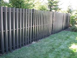 beautiful aluminum privacy fencing that is maintenance free no