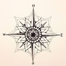 best 25 wind rose ideas on pinterest steampunk tattoo design