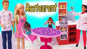 Barbie Doll Restaurant