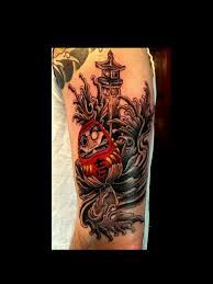 daruma doll tattoo meaning 1