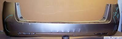 honda odyssey rear bumper 2011 2014 honda odyssey ex ex l lx rear bumper cover bumper megastore