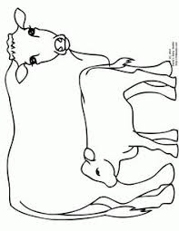 farm animal coloring page of a pig nomenclature pictures