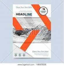 creative flyer design templates creative brochure template vector