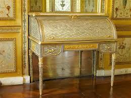 au bureau fontainebleau le bureau de la reine antoinette dans le boudoir turc du
