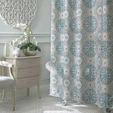 Shower Curtains White Fabric Shower Curtains White Fabric Inspiration With Kohls Fabric
