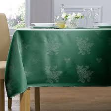 forest green table linens charlotte thomas cezanne damask rose forest green rectangle