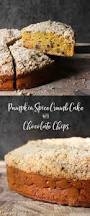 chocolate chip pumpkin dump cake pumpkin dump cakes join and
