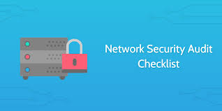 network security audit checklist process street