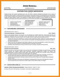 Warehouse Distribution Resume Warehouse Manager Resumes Warehouse Manager Cover Letter