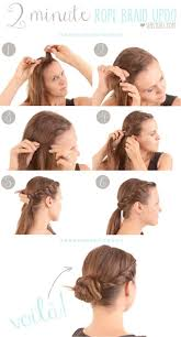 Easy Hairstyles For Medium Straight Hair by 75 Best Hair Images On Pinterest Hairstyle Plaits And Make Up