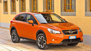 orange subaru forester subaru xv crosstrek 2015 model car mag youtube
