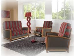 canape tissu rayures canapé classique en bois style copie d ancien tissu rayure ou pois