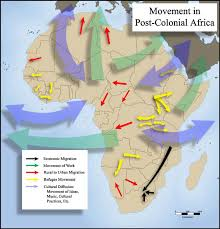 africa map before colonization module six activity five exploring africa