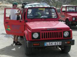 trally maruti gypsy wikipedia
