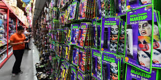party city halloween costumes locations the 10 best stores to buy makeup for halloween huffpost