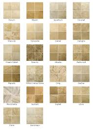 Travertine Kitchen Floor by Travertine Colors Kitchen Floors Pinterest Travertine
