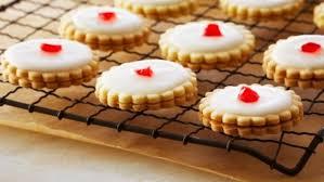 almond linzer cookies recipes food network uk